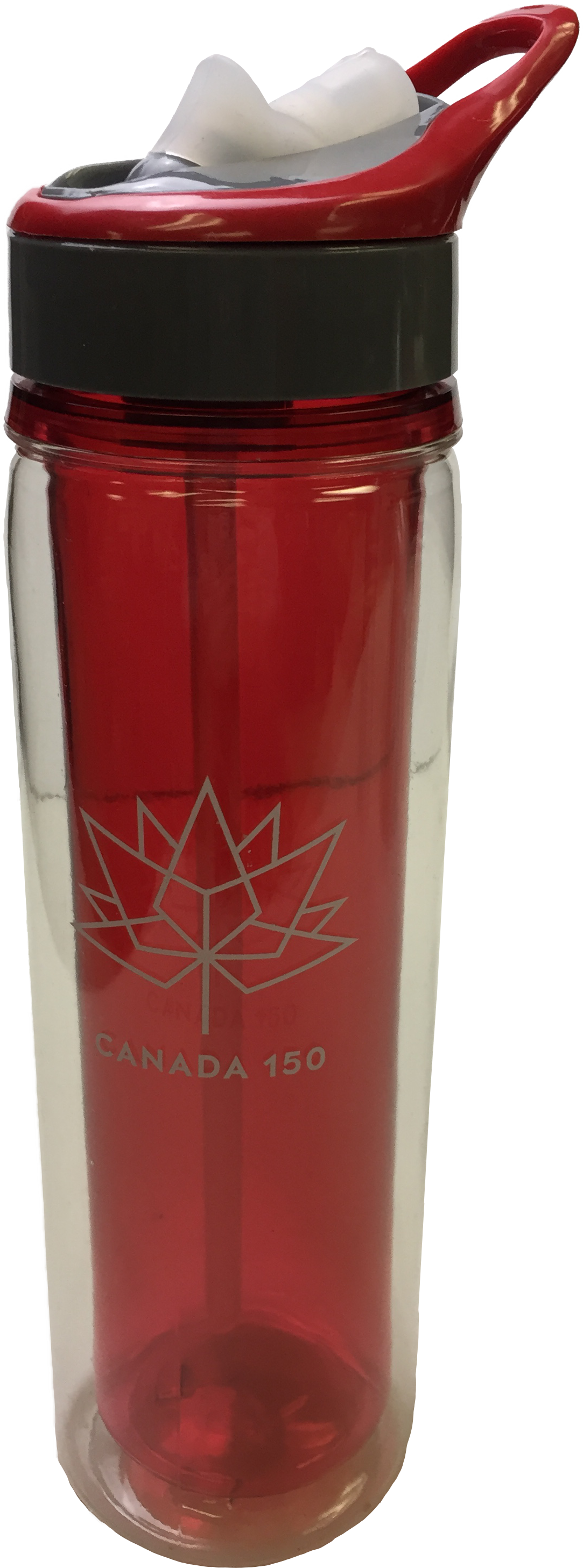 Canada 150 Plastic Water Bottle