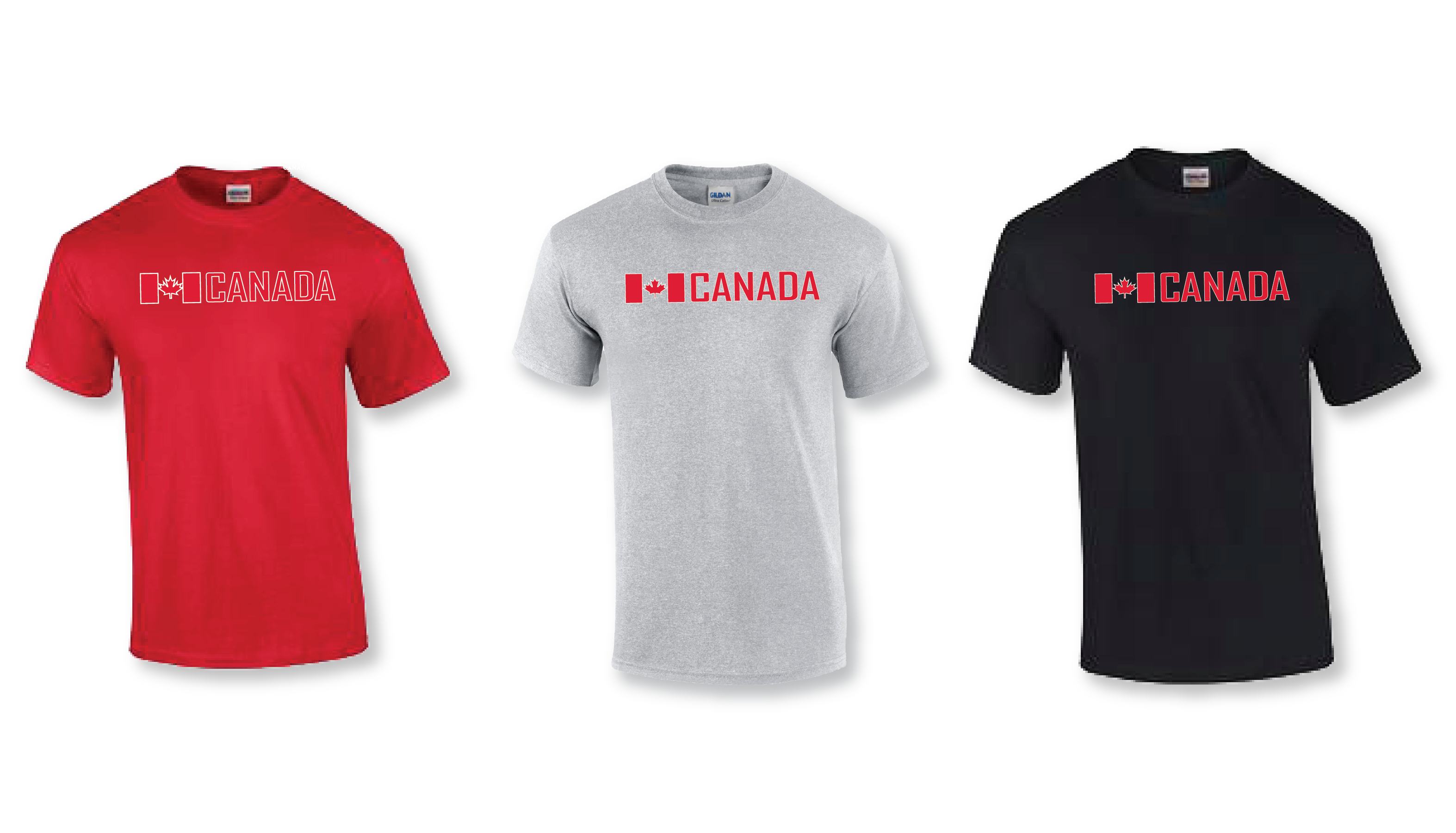 Maple Leaf T-Shirt Front