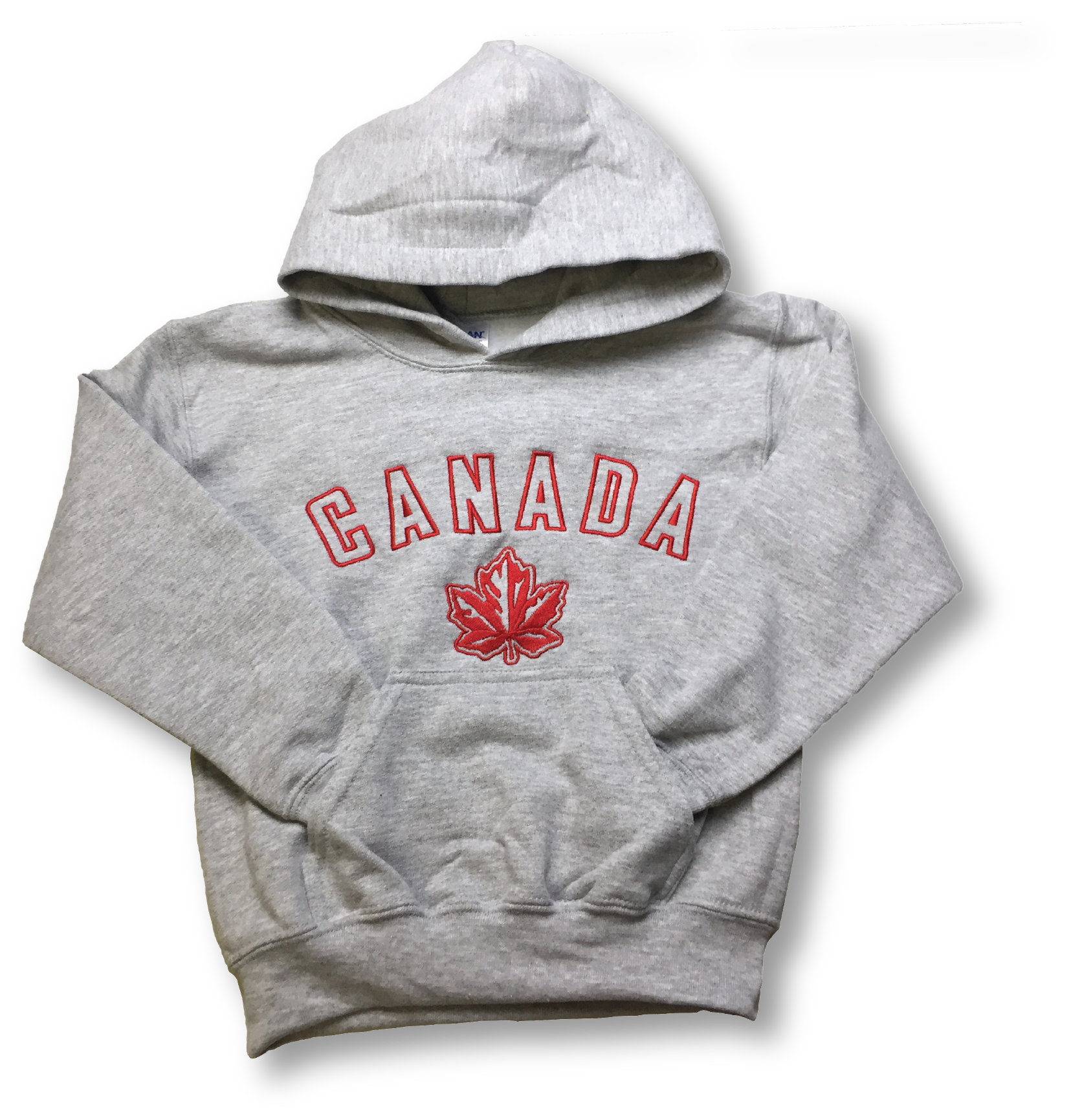 Canada Pull-over Youth Hoodie