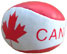 Canada Kick Ball (vinyl leather or knitted)