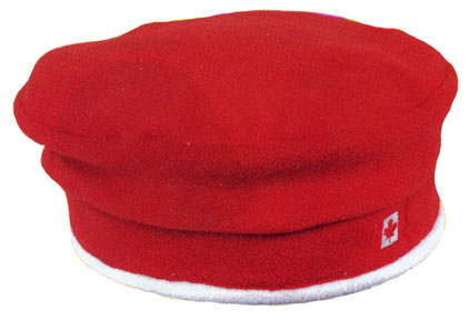 O'Canada Micro-Fleece Beret (full view)