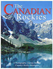 The Canadian Rockies color photo book