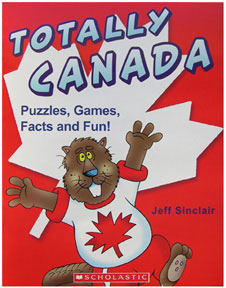 Totally Canada book for kids