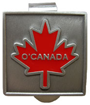 O'Canada Money Clip for your pocket or on a car visor