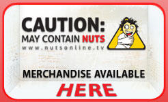 Caution May Contain Nuts Gear Merchandise