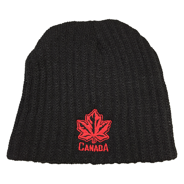 Canada Ladies Ribbed Toque
