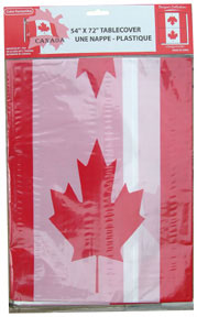 Canada Tablecover (with flag)