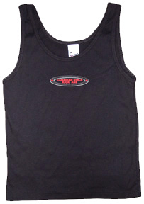 'Canadian Girls Kick Ass' Tanktop (black)