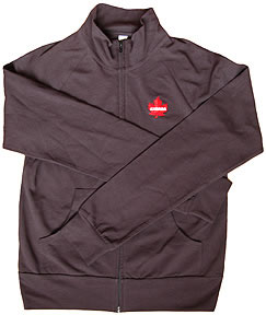 Canada 100% Cotton Track Suit Jacket (for ladies)