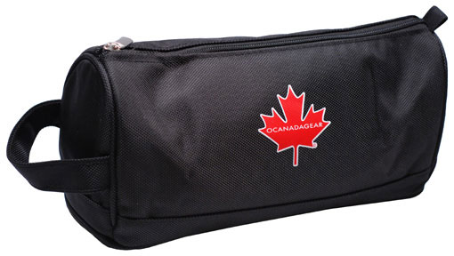 O'Canada Ultimate Travel Pack (black carry-all bag)